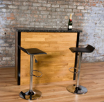 hand made home bar
